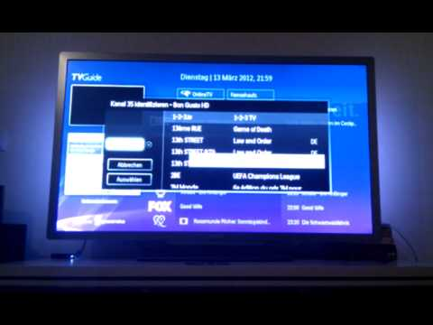 Review of EPG and USB recording capabilities of Philips TV 55PFL7606K/02