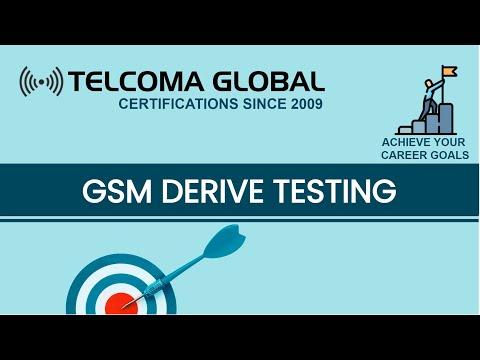 GSM Drive Testing