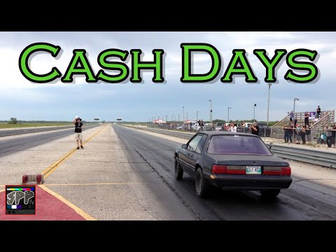 The SH!THORSE races Cash Days | Drama and No prep Racing action