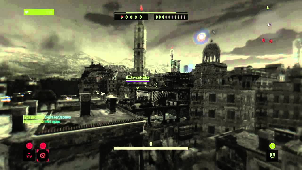 Dying Light Night Hunter Gameplay