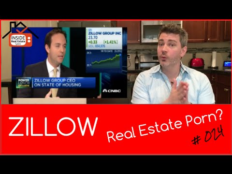 Home Buying Mistakes: Using Zillow For Your Real Estate Search | Inside Real Estate Show #024