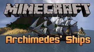Minecraft - Mod: ARCHIMEDES
