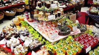 日本一視察が多いスーパー「ハローデイ」のきれいな立体陳列