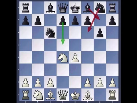 Dirty Chess Tricks against Sicilian defense - 4 (Accelerated Dragon Variation)
