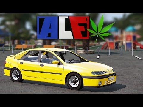 Arma Life France - Trafic de Weed en Renault Laguna !