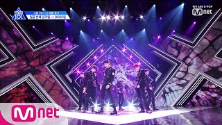 PRODUCE X 101 [Ep.04] NCT 'The Real Boss in this area' YELLOWPINK| ♬BOSS @Group ᐸXᐳ Battle 190524 EP