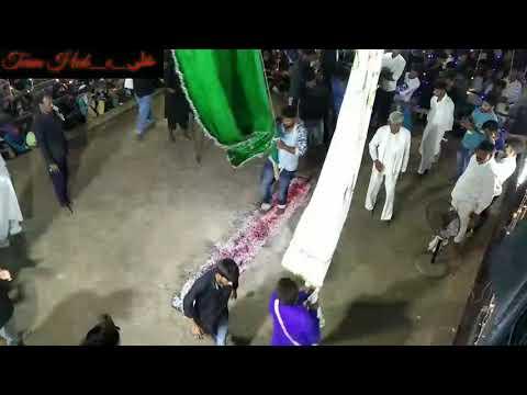 Aag Ka Matam Maniyarpur Sultanpur U.P. | Team Hub_e_Aliع