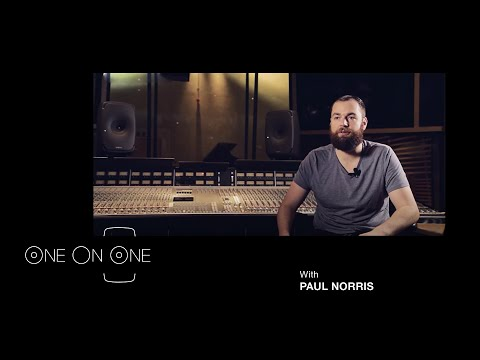 One on One with Paul Norris, Metropolis Studios | Genelec 8351 | Interview