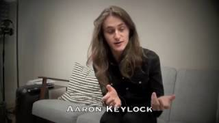 INTERVIEW WITH AARON KEYLOCK BY ROCKNLIVE PROD