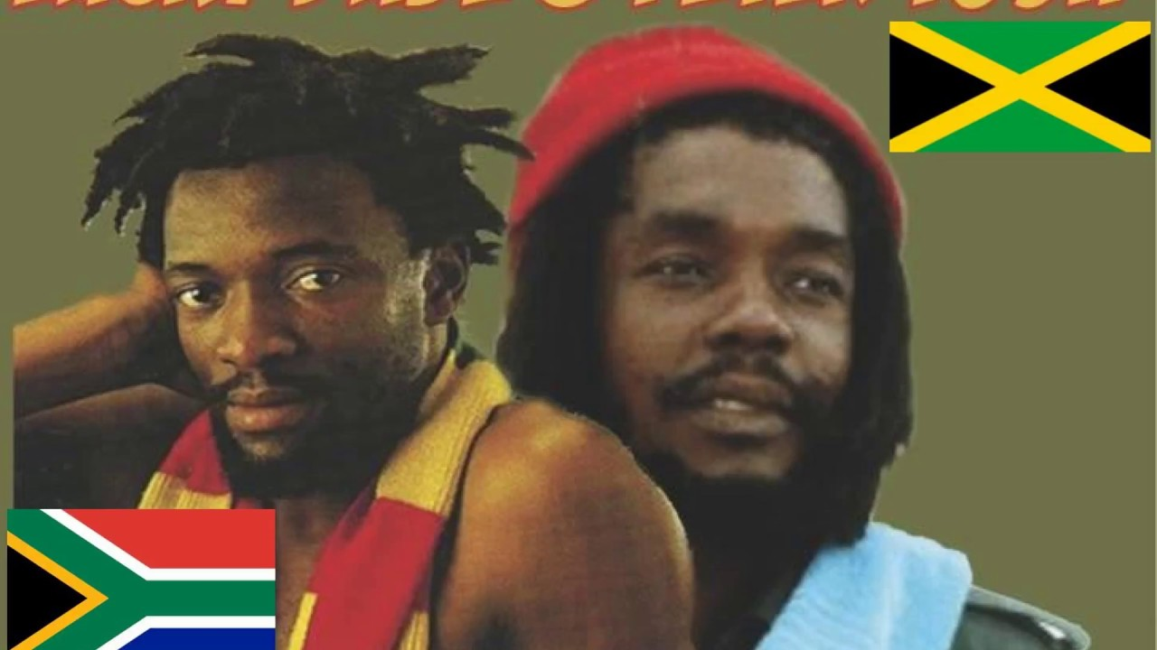 SPLIT SOUL: Peter Tosh and Lucky Dube - YouTube