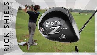 Srixon Z 545 Driver Review