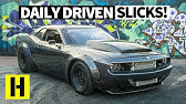Big Slick Energy: Daily Driven, Sequential Shifting, Widebody Drag Monster Dodge SRT-8 Challenger!