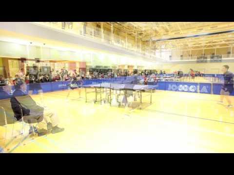 2010 Chesapeake Open Finals Highlights. Gao Yan Ju...