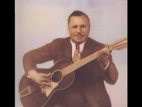 "Roots of Blues  Big Joe Williams ""I Wont Be In Hard Luck No More"