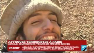 Le corps d'Abdelhamid Abaaoud, inspirateur présumé des attentats de Paris, formellement identifié