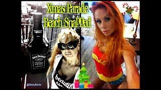Holiday Parade Beach Snapped #Vlogmas