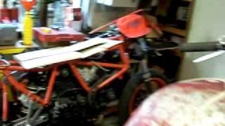 Ducati 98 cc  ( 1958 )