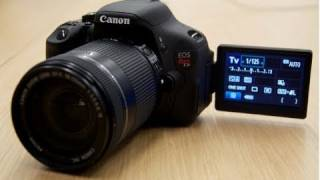 New Canon Rebel T3i and T3 DSLR Cameras: First Look (1100D & 600D)