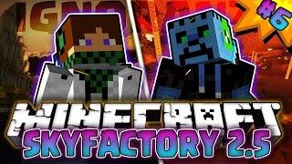 minecraft sky factory 2 5 6 una casa lezza w marcy