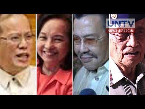 mga dating pangulo ng