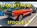 Project Chevy Nova Episode Part 1.5 Uninstall Engine