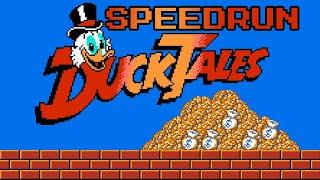 DuckTales in 8:50 (Speedrun)