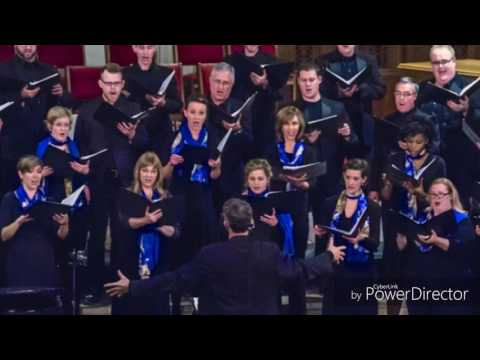 "Jonathan Dove: ""Seek Him that Maketh the Seven Stars"" Cleveland Chamber Choir"