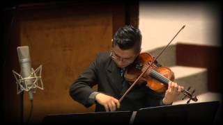 Recital de violín y piano - 30 Nov 2015 - Bloque 1
