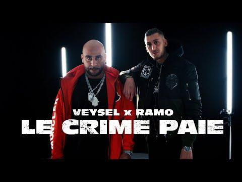 VEYSEL X RAMO - LE CRIME PAIE (OFFICIAL VIDEO)