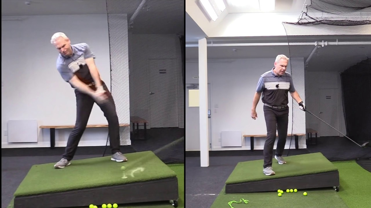 Awesome Drill To Smash Driver Like Rory And Tommy Golf Wrx Youtube