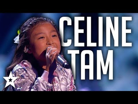 9 YEAR OLD BLOWS JUDGES AWAY On America's Got Talent 2017