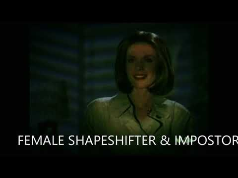 Male to Female Shapeshifter 4 hot