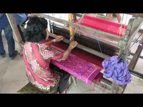 Batik Process in Bali