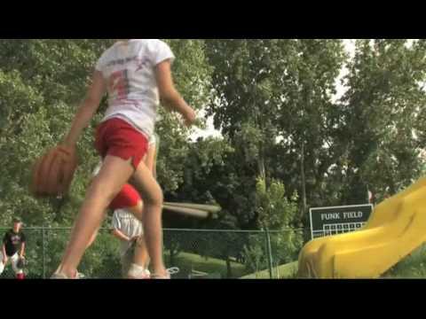 Funk Field Baseball In Your Backyard Youtube
