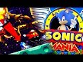 CAN TINY SONIC REALLY SAVE THE DAY Sonic Mania Metallic Madness 9 mp3