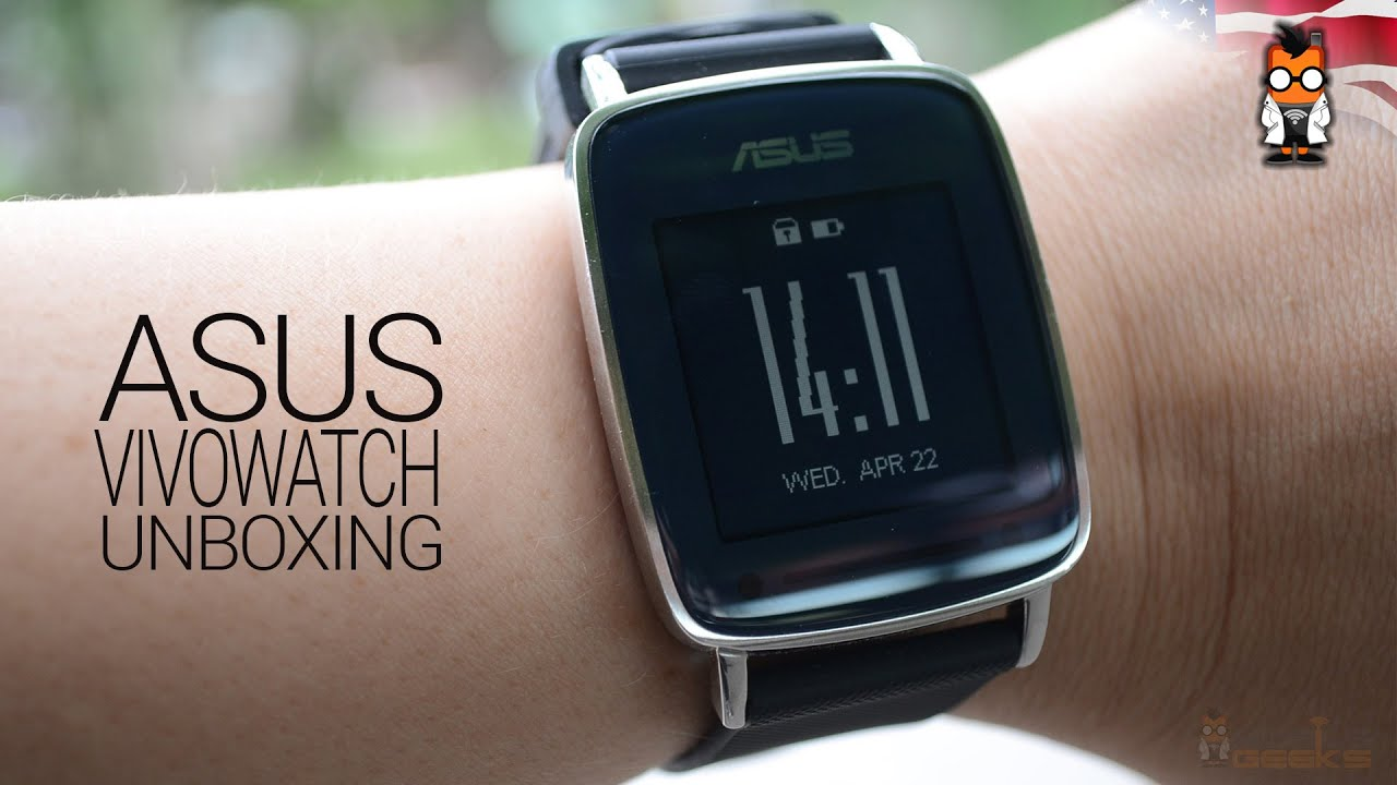 ASUS Vivowatch Unboxing Amp Initial Review