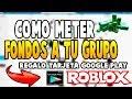 DONAR ROBUX Y TENER UN GRUPO EN ROBLOX