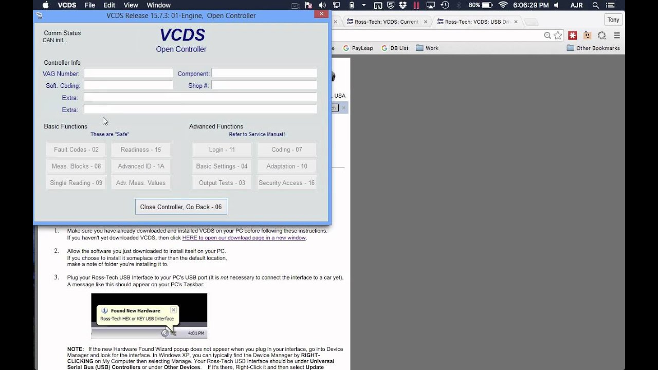 using vcds on mac parallels youtube rh youtube com