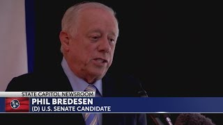 Tennessee Senate candidates tackle more topics