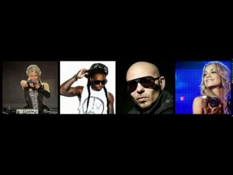 Paris Hilton Ft Lil Wayne - Last Night (Demo For Pitbull & Havana Brown)(Prod By Afrojack)