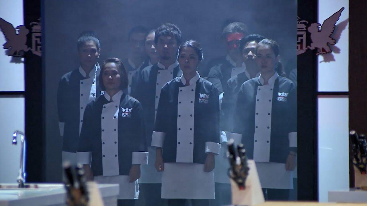 [Teaser] ศึกค้นหาเชฟกระทะเหล็ก The Next Iron Chef Season 2 พร้อมระเบิดศึกแห่งศักดิ์ศรี 9 ส.ค.นี้!!