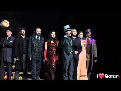 The Illusionist 1903 Live in Doha!