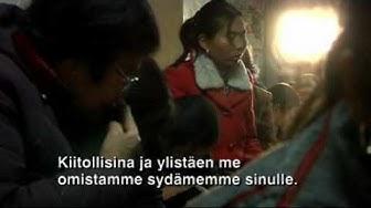 YLE Uutiset 23.12.08 - Kiinan kristityt juhlistavat Joulua kotikirkoissa