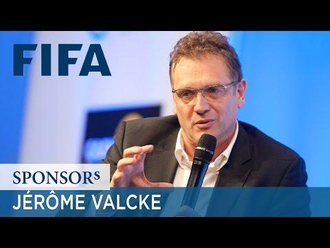 Jérôme Valcke (Ex-FIFA-Generalsekretär) im Talk | SpoBiS 2014
