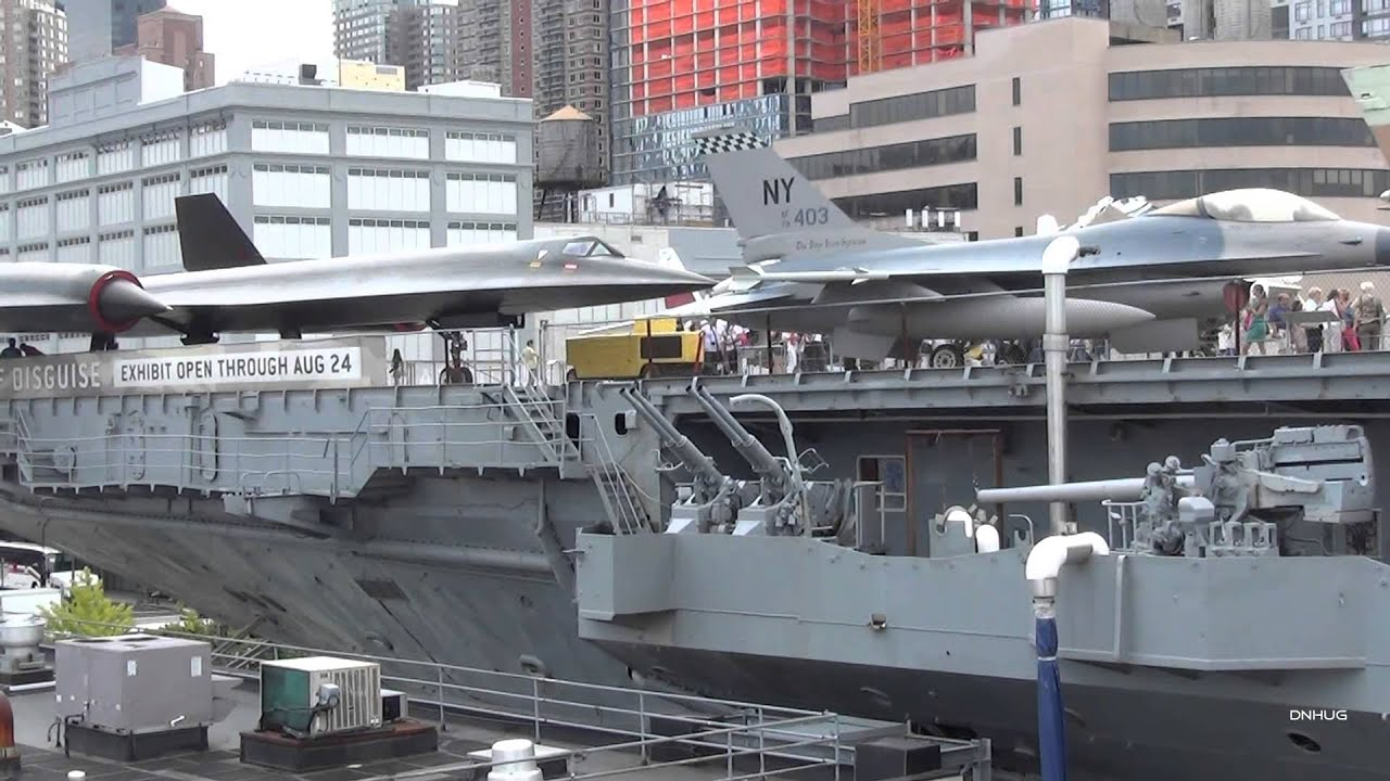Visiting the USS INTREPID : Sea, Air and Space Museum at ...