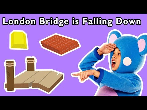 London Bridge is Falling Down and More | NURSERY RHYME PLAYTIME | Baby Songs from Mother Goose Club!