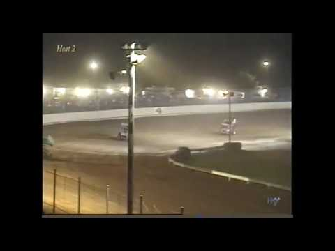 Full race from the SOD sprints at Hartford Speedway Park in MI August 4, 2000. Ohio