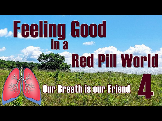 Feeling Good in a Red Pill World #4   The Breath