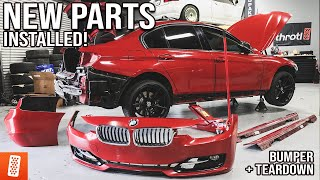 Building the Ultimate BMW (6 Speed Manual, F30 335i) - Part 2