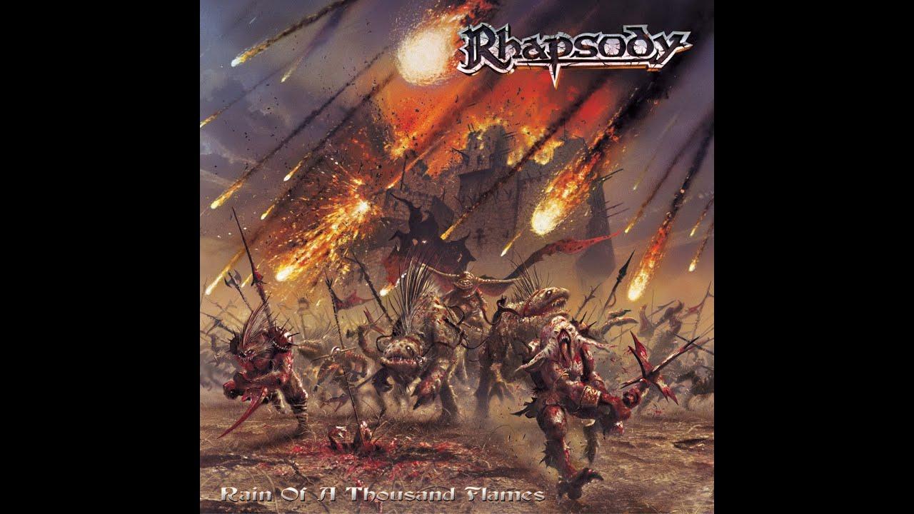 rhapsody of fire legendary tales download